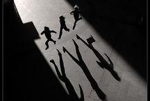 Shadows/B&W / by Loretta Stephens