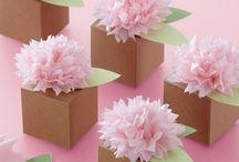 DIY - Laços e Flores / Lacos e Flores de papel, tecidos e outros materiais. / by ILDA MATSUMOTO
