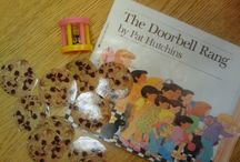 Preschool Books/Activities / by Marci N