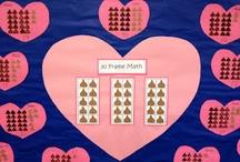 Valentine's Day Actvities / by Meg Dorsey