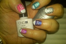 awsome nailss / by Briana Walker