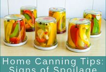 Canning / by Maggie Wyche