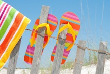 FLIP FLOPS / How I wish I had invented these! / by Carolyn Fisk