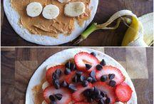 Healthy Snacks / by Ashley Arneson