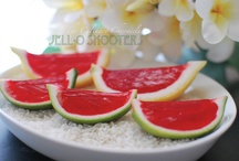 Jiggle / Recipes that call for (and/or capitalize on) Jell-O and gelatin. / by Maia Nolan-Partnow