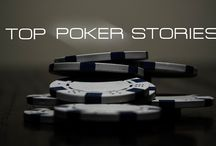 Poker News and Stories / Don't miss the latest news and updates on poker. / by CalvinAyre.com