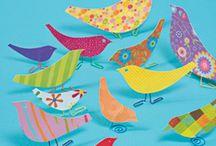 Birds / by M Elaine Worthen