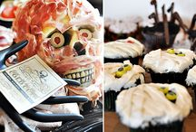 Holidays: Halloween Food / Ideas and inspiration for Halloween food / by Jenni Bost
