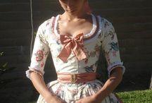 Costuming: Georgian/Colonial / by Mama Rachel