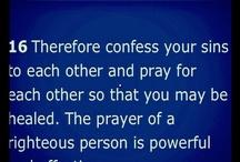 Healing Postings  / by Prayer Ministry