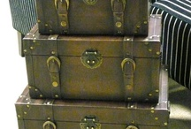 Suitcases / by Annabel de Vetten-Peterson