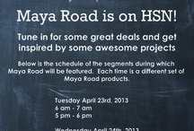 Announcements / by Maya Road