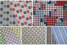Neat Fabrics! / by Adrienne DeLuna