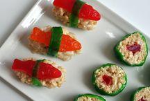 Fun kids Foods / by LaDonna Hoyden