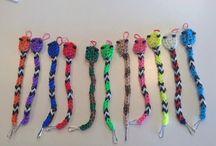 Rainbow loom / by Kaci Payne