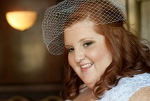 Plus Size Brides / Collection of Pretty Pear Bride Real Weddings celebrating Plus Size Brides / by Pretty Pear Bride® | Plus Size Bridal Magazine
