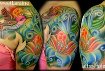 Tattoo Love / by Amanda Storms
