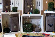 Craft show display / by Diane Eugster