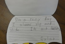 First grade here I come! / by Janay Flynn