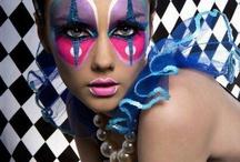 Harliquin beauty's / by Robin Noneya
