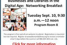 Business Breakfast- Social Media / by Bernards Township Library