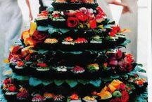 Wedding Cakes / by Colleen Mabee