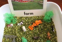 Farm craft ideas / by Jessica Doneza