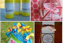 souvenirs/party favors/recuerdos / by Maria Diaz