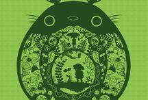 Totoro / by Emma Parkin