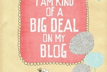 Blogging / by Diana {the girl creative}
