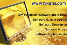 Software development / End to End System / Solution implementations including software and hardware. / by Tykans Group Inc
