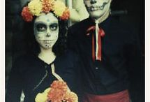 Day of the Dead - Costumes / by Wide Awake