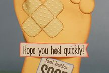 Get Well cards / by Shari Lindsay