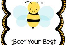 Bee theme classroom / by Kimberly Pruskiewicz