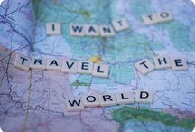 Traveling Around the World / by Ashley Staarmann