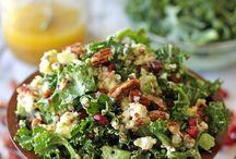 Salads / by Ashley