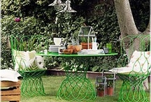 Summer Living / Inventive ways to make the most of your indoor and outdoor space.                                                                               
