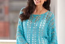 Crochet Garment Patterns / by Crochetville