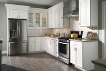 Aristokraft Cabinetry / Style, selection, and value are at our foundation. Follow us to see budget-friendly ideas for inspired spaces. http://www.aristokraft.com/ / by MasterBrand Cabinets