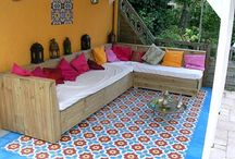 Outdoor Patio Ideas / by April Tepe