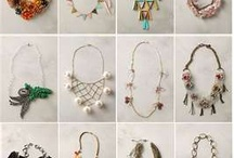 necklaces / by Betsy Smith