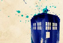 Doctor Who / by Alex Harter
