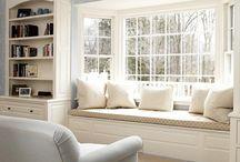 Bay window / by Jennifer Feddern