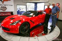2014 Corvette Stingray / by Jay Leno's Garage