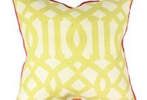 pillow talk / by Sharyn Greenstein