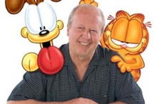 ❦GARFIELD ツ Jim Davis ♡  / Gotta Love Garfield & His Friendly Characters by Jim Davis the American cartoonist & Creator of Garfield Comic Strip Archive ! ❤ / by Daily Deals of America