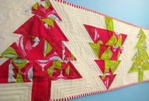 Christmas sewing/quilting / by Tricia Harvey