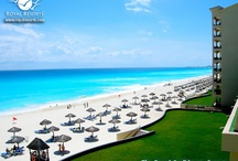 Cancun-resorts / The Royal Resorts in Cancun, Mexico / by Royal Resorts