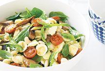 Summer Meal Ideas / Ideas for summer meals.  Salads, etc. / by David Murphy
