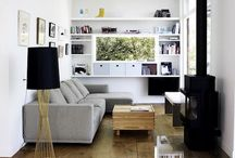 Interiors / by Huy Le